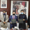 MoU Signed between QAU and International Turkic Academy