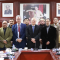 Delegation from Coventry University, UK and British Council Visits QAU