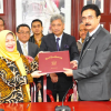 QAU Signed Agreement on Academic Cooperation and Exchange