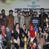 Prize Distribution Ceremony of Interdepartmental Tournaments Held at QAU