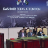 "SPIR Organized Seminar ""Kashmir Seeks Attention"""