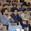 "Seminar on ""On Campus Drug Abuse in Metropolitan Cities of Pakistan"""