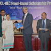 OGDCL distributes need based scholarships to QAU students