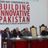 Building Innovative Pakistan, through Science, Technology & Innovation Policy