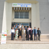 Visit of  Chinese Delegation, Beijing Institute of Genomics at QAU and MoU Signing Ceremony