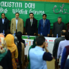 QAU Organized Art Contest as Part of Pakistan Day Celebrations